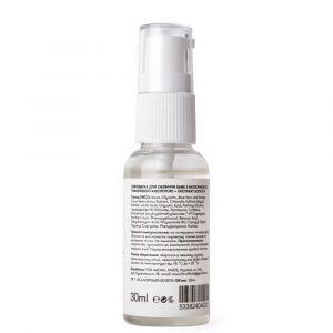 Сыворотка для лица Sane с молочной и гликолевой кислотой + экстракт алоэ 3%