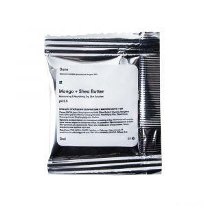 Миниатюра Крем для сухой кожи лица Sane с маслом манго + ши