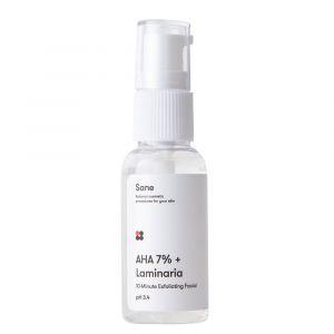 Пилинг для лица Sane с комплексом фруктовых кислот 7%