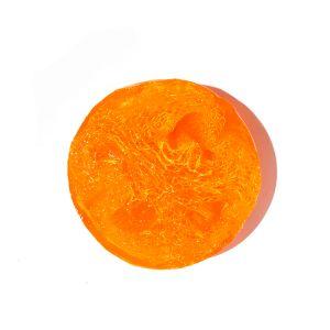 Мыло-мочалка апельсин